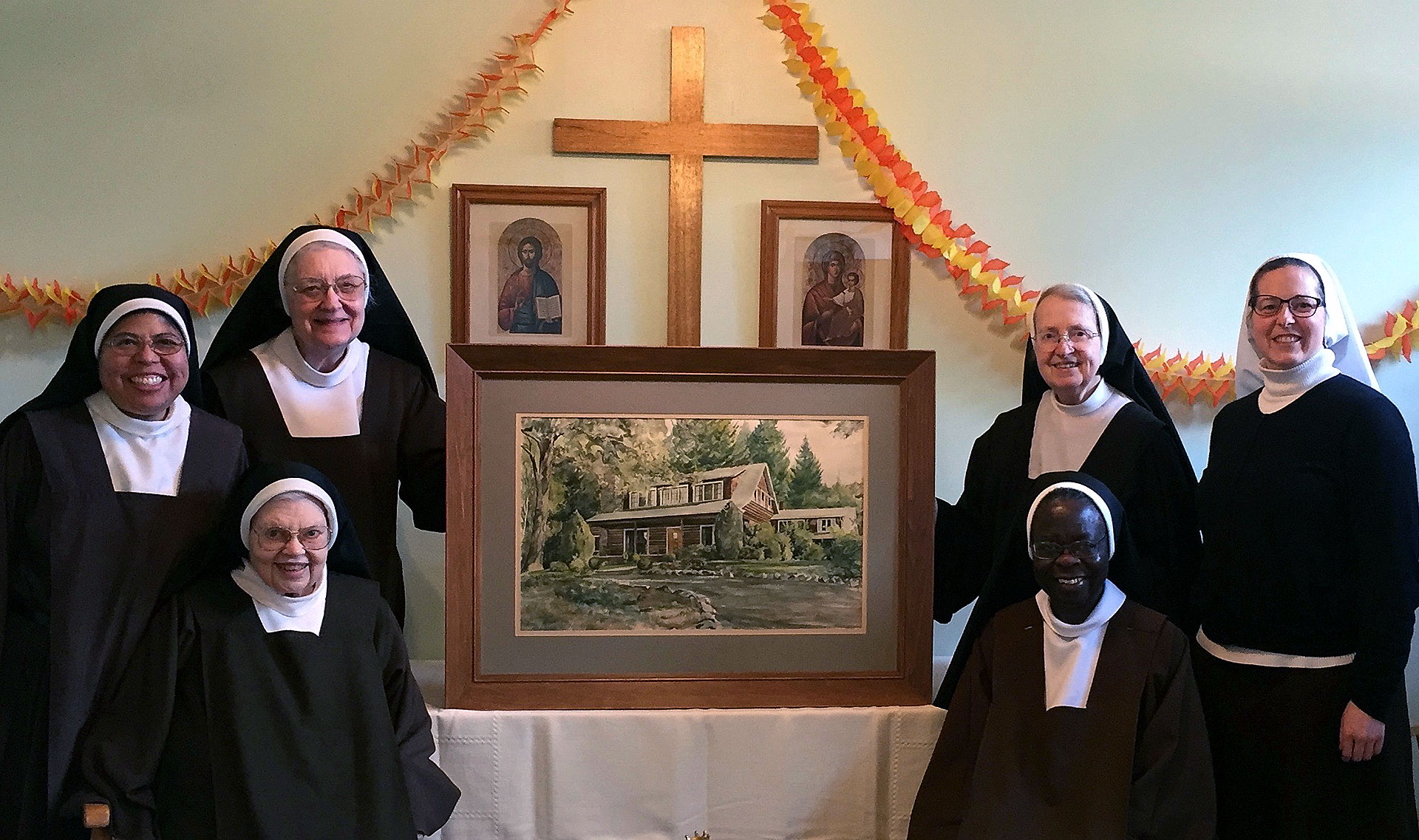 History – Discalced Carmelite Nuns in the Archdiocese of